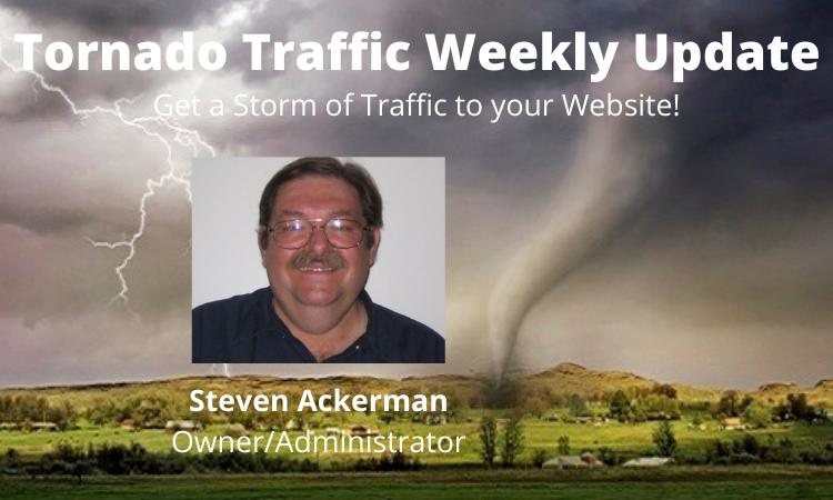 Tornado Traffic Weekly news